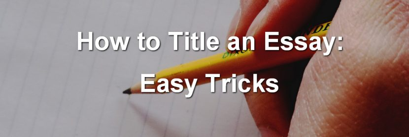 how-to-title-an-essay